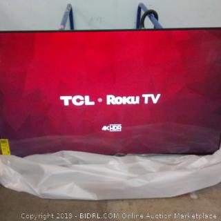 """TCL  65"""" 4K HDR TV"""