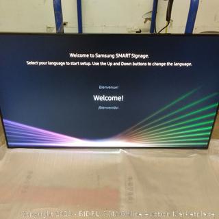 """Samsung 49"""" LED Display"""