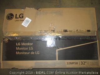 """LG Monitor 32"""""""