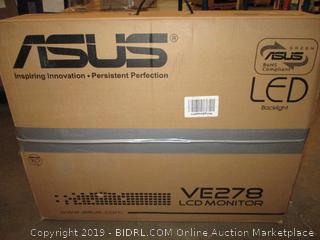 ASUS LCD Monitor  LED backlight