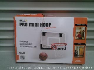 Pro Mini Hoop