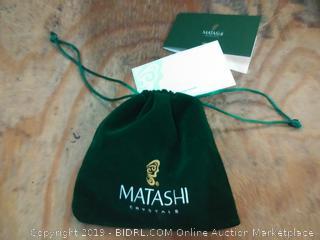 Matashi Crystals Pin See Pictures
