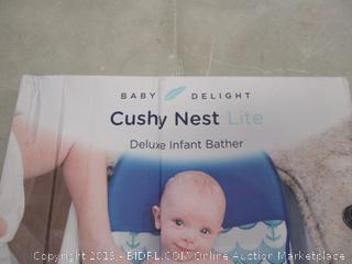 BABY DELIGHT DELUXE INFANT BATHER