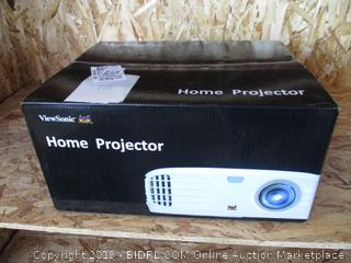 VIEWSONIC HOME PROJECTOR (FACTORY SEALED)