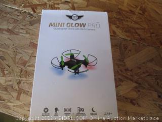 SKY RIDER MINI GLOW PRO QUADCOPTER DRONE