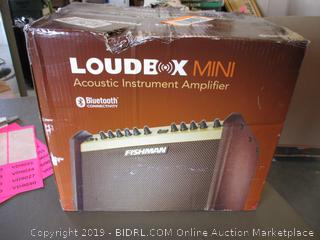 LOUDBOX MINI ACOUSTIC INSTRUMENT AMPLIFIER