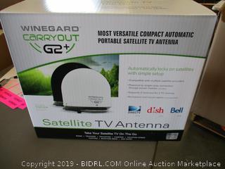 WINEGARD SATELLITE TV ANTENNA (FACTORY SEALED)