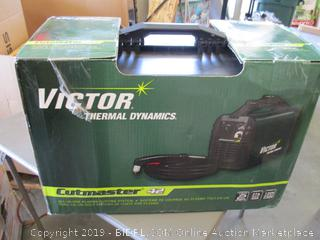 VICTOR THERMAL DYNAMICS CUTMASTER