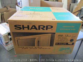 SHARP MICROWAVE OVEN (FACTORY SEALED)
