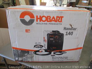 HOBART WELDING PRODUCTS HANDLER 140 (POWERS ON)