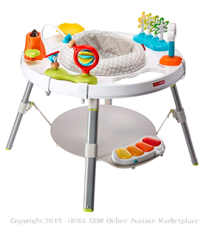 Skip Hop Explore and More Baby's View 3-Stage Activity Center, Multi, 4 Months (Online $103.99)