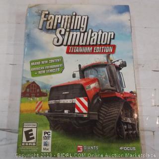 Farming Sinulator