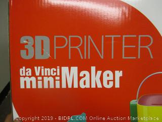 3D Printer Mini Maker
