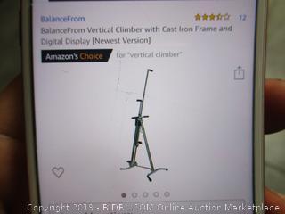 Balanceform Climber