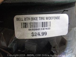 Bell Mtn Bike Tire w/Defense