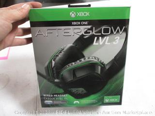 Xbox Afterglow Wired Headset