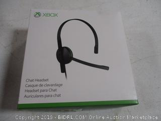 Xbox Chat Headset