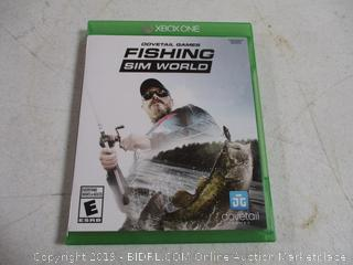 Xbox One Fishing Game