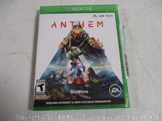 Xbox One Anthem Game
