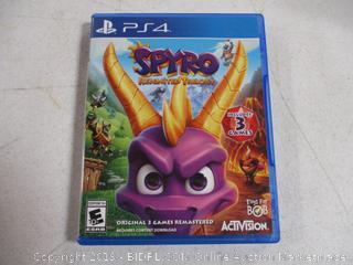 PS4 Spyro