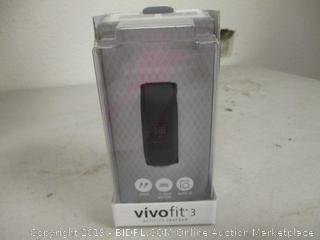 Garmin Vivo Fit 3 Activity Tracker