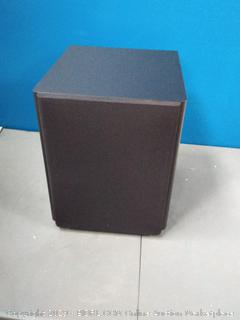 Monoprice 10-inch powered subwoofer (online $219)