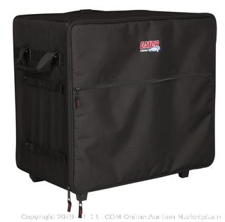 Gator Cases Speaker Case with Handle and Wheels Factory Sealed (online $219)