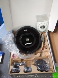 iRobot Roomba 770 Robotic Vacuum Cleaner (online $291)