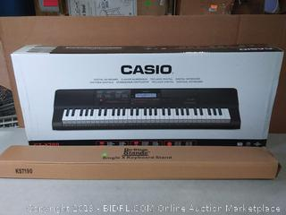 Casio CT-X700 Digital Keyboard with Stand(Factory Sealed) COME PREVIEW!!!! (online $174)
