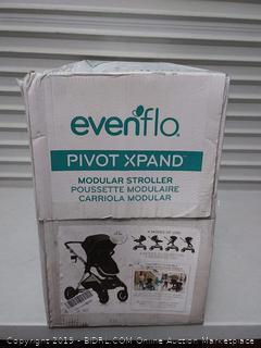 Evenflo pivot xpand modular stroller (online $274)