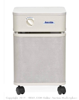 Austin Air B405 Allergy Machine Air Purifier, (Online $700) Medical Grade HEPA Filter, Clinically Proven for Asthma Relief, Removes Allergens, Dust, Pollen, and Mold, Sandstone