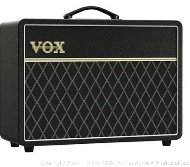 VOX Guitar Amplifier Head Auction (Online $500) - Santa Rosa - Wednesday, July 17th - 6:35PM