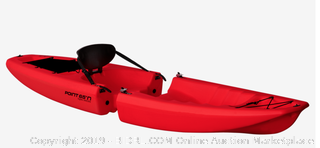 Point 65 Sweden Apollo Solo RED kayak