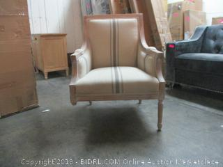 Accent Chair (Please Preview) (Leg Missing)