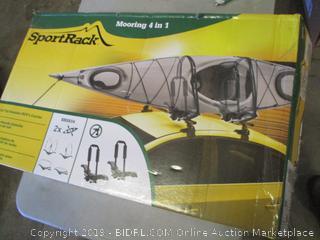 SportRack Roof Top Kayak Carrier