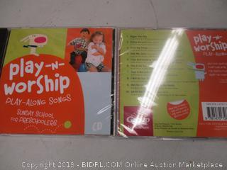 Play-N-Worship CDs