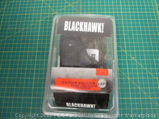 Blackhawk Leather Holster