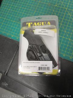 Tagua Cross Draw Thumb Break Holster