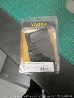 Tagua Belt Slide Holster w/Magazine Carrier