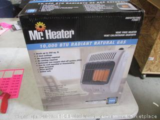 Mr Heater Vent Free Heater