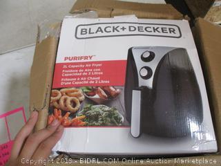 Black and Decker Air Fryer
