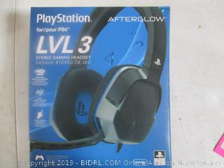 Playstation LVL 3 Headphones