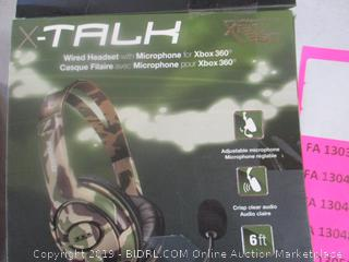 Xtalk Headset