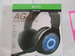 Xbox Afterglow Chat Headset