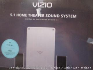 Vizio Home Theater System