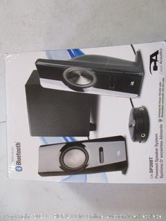 Powered Speaker System