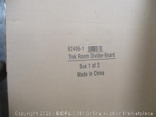 Trek Room Divider Board