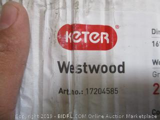 Keter Westwood Outdoor Storage Bin