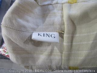 King Bedding