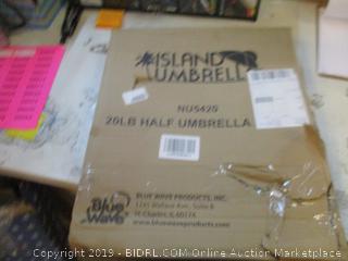 Half Umbrella